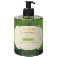 FLORAME -  Savon Liquide Vervaine Tonifiant
