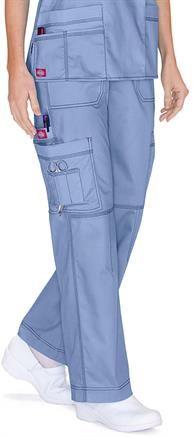 Scrubs - Dickies Youtility 9 Pocket Scrub Pant