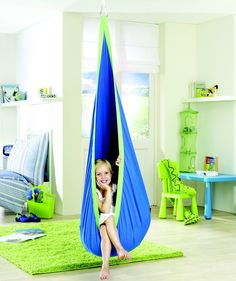Joki Hanging Swing - A Cozy Escape for Special Needs Kids