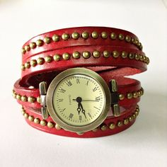 """Wrap Watch!  """"Trendy, Unique and Affordable"""" - That is the main philosophy at Bling Boutique in Milford, MI!  Stop by our store to find some fashionable items that will spice up your wardrobe!  Visit www.downtownbling.com or call (248)  685-8449 for more information!"""