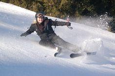 I uge 3 går turen til Alpbachtal i Østrig. Vi har hyret 14 lokale skiinstruktører, der giver alle passende udfordringer - nybegyndere som øvede.