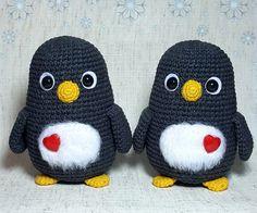Love the different kinds of penguins. Nice crochet pattern!  #crochet #amigurumi