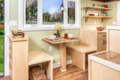 Smart Storage Solutions: 7 Lessons Learned from Tiny Homes: Smart Storage Solutions: Double Duty Furniture