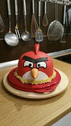 Angry birds torte