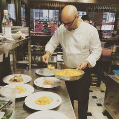 Chef Capine patron della Corte dei Mangioni Palermo SalCapone SushiClub Palermo SalCaponeSushi&Pizza Palermo PanBrioches Ravizza Milano