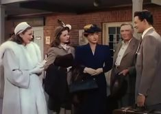 Gene Tierney, Jeanne Crain, Mary Philips, Ray Collins, Cornel Wilde, Leave Her to Heaven, 1945