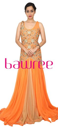 2db40f648c 24 Best Bawree Indo- Western Gowns images in 2017 | Western gown ...