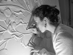 DAzulterrA: ESTUQUE_IVA VIANA escultora e estucadora