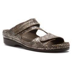 Helle Comfort Women's Tacey Black/Silver 37 M EU >>> Want additional info? Click on the image.