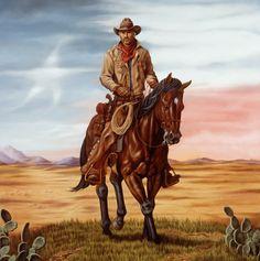 Western Cowboys   Western Art Paintings