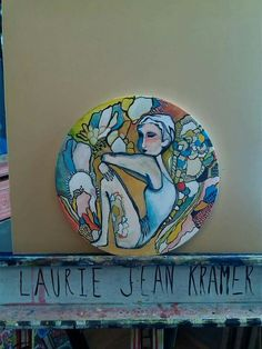 Her inner peace. Available. -Laurie Jean Kramer