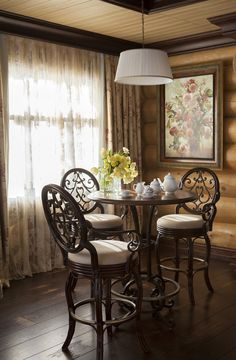 Luxury Interior, Interior Styling, Interior Railings, Interior Doors, Cabin Interiors, Exterior House Colors, Cottage Living, Cool Chairs, Interior Design Kitchen
