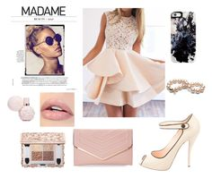 """Summer thing 💐"" by igotyoumate ❤ liked on Polyvore featuring Christian Louboutin and Sasha"
