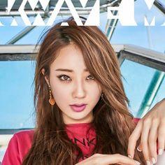 Kyungri Nine Muses K Wave July 2017