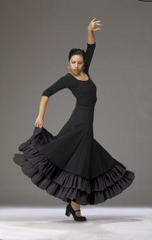 FL-05 Flamenco Skirt $63.00
