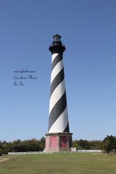 Cape Hatteras Lightouse Outer Banks NC High by nancyhehmann, $25.00