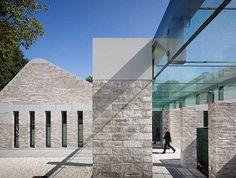 Noorderbegraafplaats  Design: Dok architecten  Commissioner: Stadsdeel Amsterdam-Noord