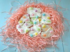 Easter Egg Bark