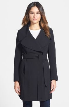 T Tahari Belted Notch Collar Wool Blend Coat, Would this work with your fall wardrobe? http://keep.com/t-tahari-belted-notch-collar-wool-blend-coat-online-only-no-by-dressmesue/k/2it6MegBDf/
