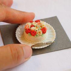 2017. Miniature Cake ♡ ♡ By Boite Allumete