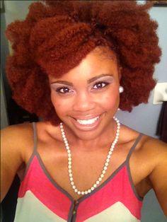 Natural hair  http://blacklescheveuxlongs.blogspot.fr/
