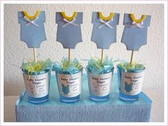 Delightful Ideas De Manualidades Baby Shower En Goma Eva   Manualidades Para Baby  Shower
