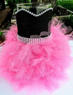 Pink and Black centerpiece set, Pink and Black birtday party decorations, Wedding Centerpiece 6 pcs. Pink and Black centerpiece set Pink and Black birtday Black Party Decorations, Quinceanera Decorations, Quinceanera Party, Black And Gold Centerpieces, Pink Centerpieces, Centerpiece Decorations, Barbie Party, Super Party, Pink Parties
