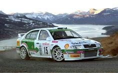 Skoda Monte Carlo, Sport Cars, Race Cars, Rallye Wrc, Hyundai Accent, Rally Car, Car And Driver, Touring, Volkswagen