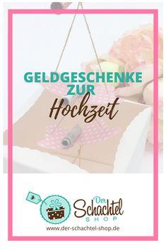 Geldgeschenke verpacken Presents, German, Inspiration, Vintage, Gifts, Deutsch, Biblical Inspiration, German Language, Favors