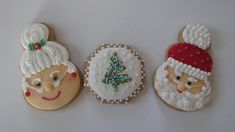 Mr and Mrs Santa | Cookie Connection