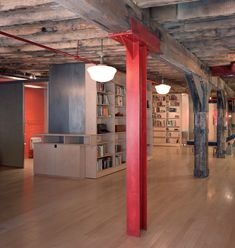 Urban Loft Design Ideas | DIY Basement Design Ideas: urban loft remodeling style