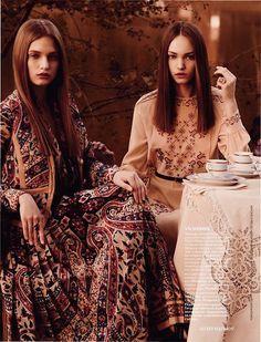 tea and fashion