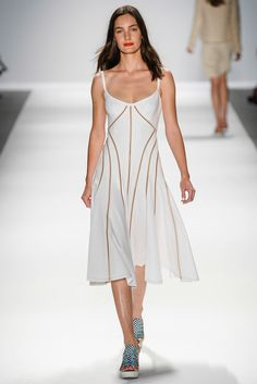 Nanette Lepore Spring 2014 Ready-to-Wear Collection Photos - Vogue