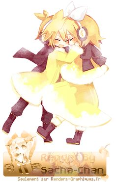 Len and Rin ~w~