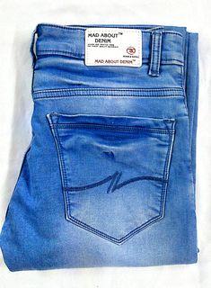Raw Denim, Denim Jeans Men, Armani Jeans Men, Patterned Jeans, Jeans Style, Trendy Outfits, Work Wear, Menswear, Mens Fashion