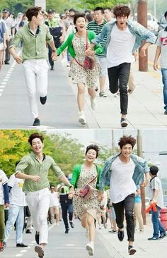 Seo kang Joon Nam Ji Hyun and Park Hyung Sik Kang Jun, Seo Kang Joon, Lee Joon, Park Hyung Sik Hwarang, Park Hyung Shik, Korean Actresses, Korean Actors, Actors & Actresses, Korean Dramas