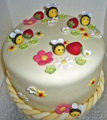 bumble bees cake | von cherubette