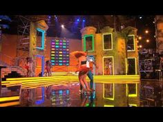 ▶ Stepping Out - Oritse and AJ Salsa - YouTube