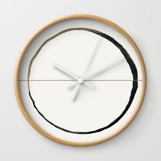 C7 Wall Clock by Georgiana Paraschiv | Society6