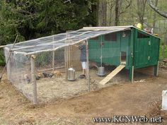 Raising chickens has gained a lot of popularity over the past few years. If you take proper care of your chickens, you will have fresh eggs regularly. You need a chicken coop to raise chickens properly. Use these chicken coop essentials so that you can. Cheap Chicken Coops, Diy Chicken Coop Plans, Portable Chicken Coop, Backyard Chicken Coops, Building A Chicken Coop, Chickens Backyard, Chicken Coop Designs, Keeping Chickens, Raising Chickens