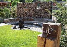 Garten Sitzecke Mauer | rheumri.com