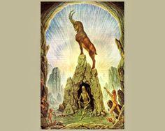 Capricornio, De lo Material a lo Espiritual