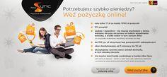 Szybka pożyczka gotówkowa, w ciągu 24h będziesz miał na koncie.Bez wychodzenia z domu.  Zobacz szczegóły www.pozyczka.sync.pl/