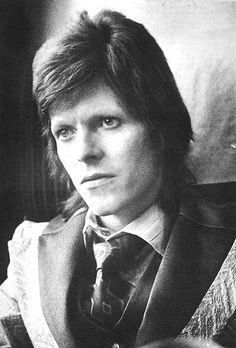 vezzipuss.tumblr.com — David Bowie, Circa 73 〰️〰️