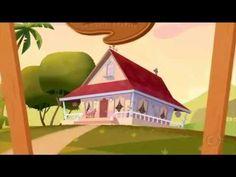 Produção da 2DLab, Sitio do Pica-pau Amarelo Em Desenho Animado. Animação muito bem feita e trabalhada.
