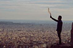 Vive cada rincón de Barcelona!  @igersbcn #SienteElSabor con @cocacola_esp  #marcosparami by valerielosan