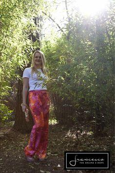 Versace pants, same print ad Jennifer Lopez dress at Grammy Award