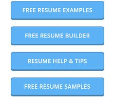 job hunting free resume builder