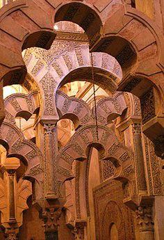 Moorish architecture - Spain