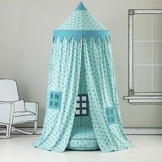 Kids circus tent #play #read
